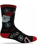 Florida State University Santa Crew Socks