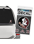 Florida State University Dad Seminoles Decal