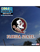 Florida State University Seminoles Decal