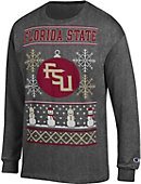 Florida State University Ugly Sweater Long Sleeve T-Shirt