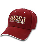 Florida State University Stretch Adjustable Alumni Cap