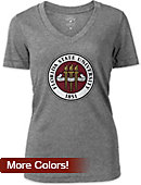 Florida State University Women's V-Neck T-Shirt
