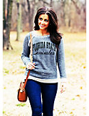 Florida State University Women's Sweater