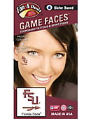 Florida State University Tattoo 4-Pack