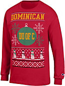 Dominican University of California Ugly Sweater Long Sleeve T-Shirt
