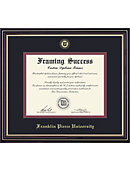 Franklin Pierce University 8.5'' x 11'' Prestige Diploma Frame