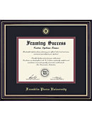 Franklin Pierce University 11'' x 14'' Prestige Diploma Frame
