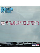 Franklin Pierce University Strip Decal