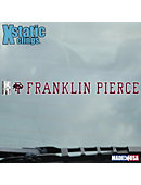 Franklin Pierce University Ravens Strip Decal