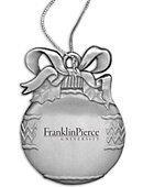 Franklin Pierce University Ornament