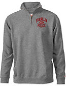 Franklin Pierce University 1/4 Zip Tri-Blend Top