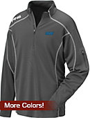 Worcester State University 1/4 Zip Ranger Coverup