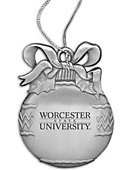 Worcester State University Ornament