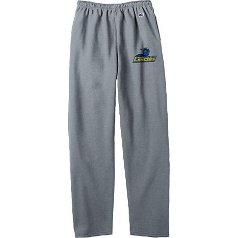 Product: Worcester State University Open Bottom Sweatpants