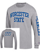 Worcester State University Lancers Long Sleeve T-Shirt