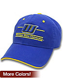 Worcester State University Split Bar Cap