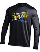 Worcester State University Lancers Long Sleeve Performance T-Shirt