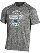 Worcester State University Property Of' Tech T-shirt