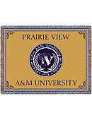 Prairie View A & M University Afghan