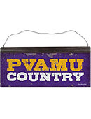 Prairie View A & M University Panthers Country Tin Sign