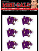 Prairie View A & M University Panthers Face Decal