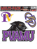Prairie View A & M University Panthers 12'' x 12'' Moveable Decal
