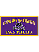 Prairie View A & M University Panthers 18''x36'' Banner