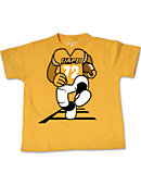 University of Arkansas at Pine Bluff Football Player Toddler T-Shirt