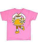 University of Arkansas at Pine Bluff Toddler Cheerleader T-Shirt