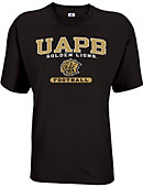 University of Arkansas at Pine Bluff Football T-Shirt
