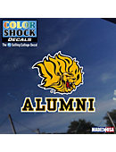 University of Arkansas at Pine Bluff Alumni Golden Lions Decal
