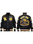 University of Arkansas at Pine Bluff Golden Lions Nascar Twill Jacket