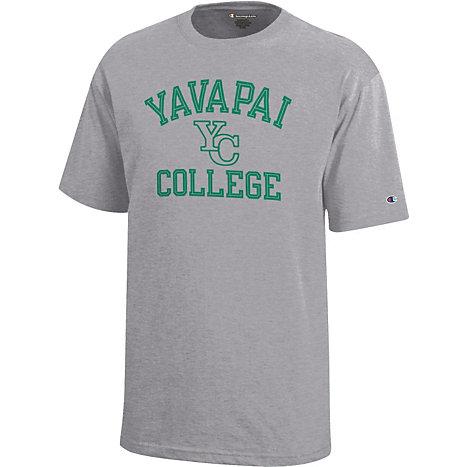 Yavapai College Youth T Shirt Yavapai College