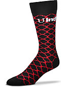 University of Indianapolis Women's Quatrafoil Socks