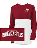 University of Indianapolis Greyhounds Women's Ra Ra T-Shirt