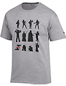 University of Indianapolis Greyhounds Star Wars T-Shirt