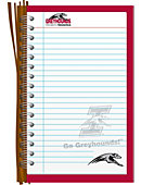 University of Indianapolis 5'' x 8'' 50 Sheet Memo Pad 2-Pack