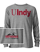 University of Indianapolis Greyhounds Long Sleeve Victory Falls T-Shirt