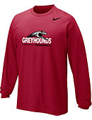 Nike University of Indianapolis Long Sleeve Classic T-Shirt