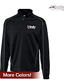 University of Indianapolis Dry-Tec Edge 1/2 Zip Pullover - ONLINE ONLY