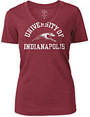 University of Indianapolis Women's V-Neck T-Shirt