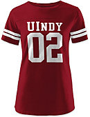University of Indianapolis Women's Sideline T-Shirt