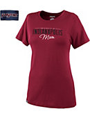 University of Indianapolis Women's Short Sleeve Mom T-Shirt