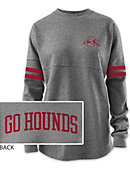 University of Indianapolis Greyhounds Women's Victory Springs Ra Ra Long Sleeve T-Shirt