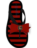 University of South Carolina Women's Flip Flop