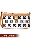 University of South Carolina Dooney & Bourke Wristlet