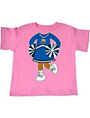 Tennessee State University Toddler Cheerleader T-Shirt