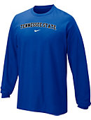 Nike Tennessee State University Long Sleeve Classic T-Shirt