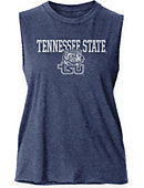Tennessee State University Women's Muscle Tank Top