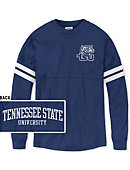 Tennessee State University Tigers Women's Ra Ra T-Shirt